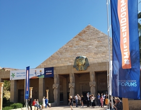 Grand Luxor Hotel has hosted the M&I Forum